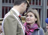 Letizia d'Espagne : Tellement amoureuse de son beau prince... et elle ne s'en cache pas !