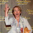 Emma Thompson présente  Nanny McPhee et le big bang  à Madrid, le 1er mars 2010 !