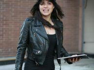 Michelle Rodriguez a abandonné ses robes chics, résultat : un look très négligé !
