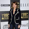 Jodie Foster aux Spirit Awards, à Los Angeles, le 05/03/2010.