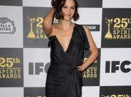 Maggie Gyllenhaal, en robe sensuelle et accompagnée de son mari, a rencontré une Jodie Foster rayonnante !