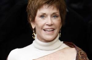 Jane Fonda : Sublime avec sa nouvelle coupe de cheveux ! Devinez son âge...