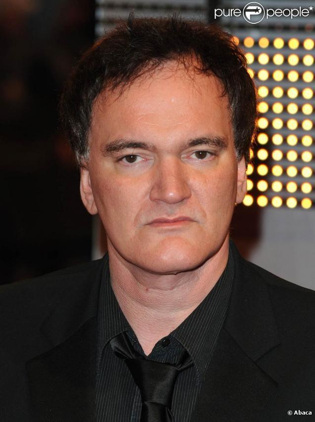 Quentin Tarantino, lors de la 82e cérémonie des Oscars, au Kodak Theatre de Los Angeles, le 7 mars 2010.