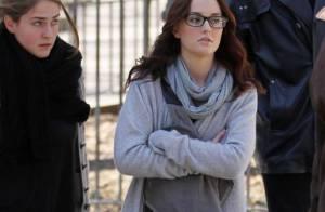 Gossip Girl : Quand Chace Crawford vole la vedette à Leighton Meester et Michelle Trachtenberg...