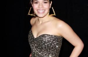 America Ferrera : Plus du tout Ugly, elle dévoile sa silhouette sexy pour Forest Whitaker !