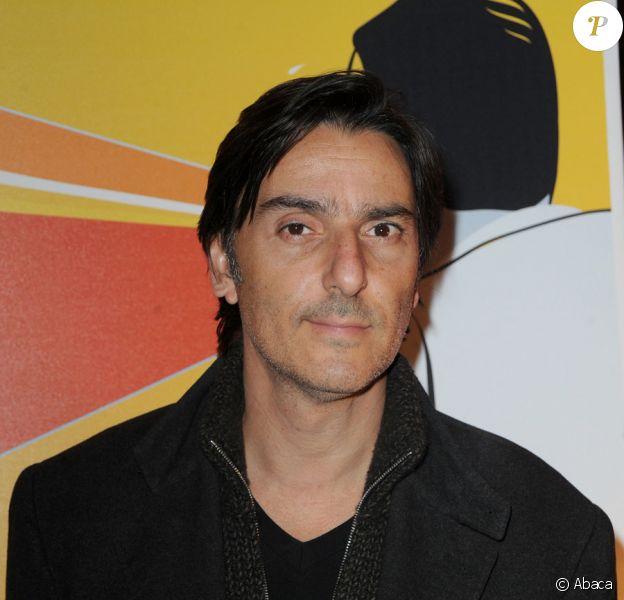Yvan Attal lors de l'ouverture du festival du Film d'Israël à Paris le 9 mars 2010