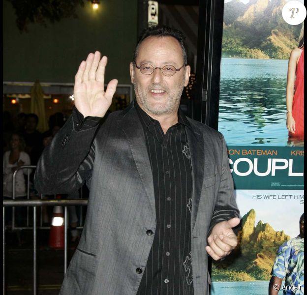 Jean Reno se confie dans Marie-Claire, mars 2010 !
