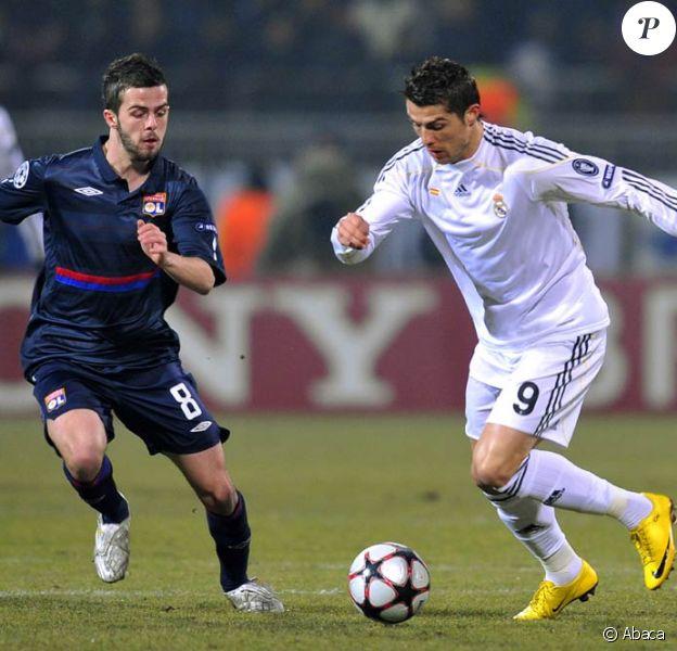 L'exploit des Gones lors du match Real de Madrid - Olympique Lyonnais, le 10 mars 2010.