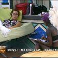 Kelly réalise que David s'est moquée d'elle... mais Surya n'y croit pas