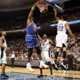 Shaquille O'Neal, pivot star des Cleveland Cavaliers divorce...