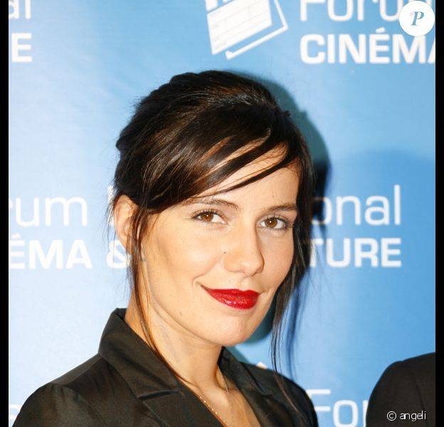 Zoé Félix au Forum Cinéma et Littérature de Monaco