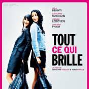 """Suivez les jolies et pétillantes Géraldine Nakache et Leila Bekhti... attirées par """"tout ce qui brille"""" !"""