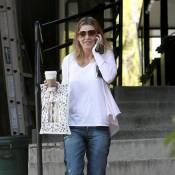 Ellen Pompeo : Quand la star de Grey's Anatomy se tranforme en Ugly Betty... elle est ravie !
