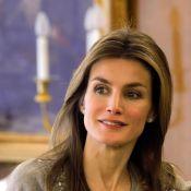 Letizia d'Espagne : la jolie princesse recycle sa garde-robe !