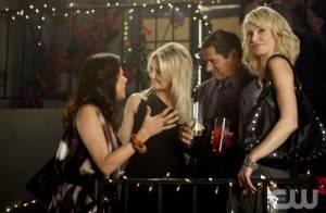 Melrose Place : Heather Locklear retrouve ses copines Daphne Zuniga et Josie Bissett !