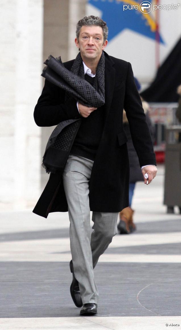 Vincent Cassel bientôt en tournage de  The Taking Cure .