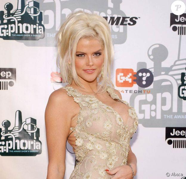 Anna Nicole Smith : Sa petite fille ne touchera définitivement pas un sou -  Purepeople