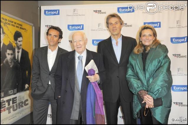 Alexandre Bombard, directeur Europe 1, JACQUES CHANCEL en.