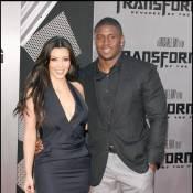 Clap de fin entre Kim Kardashian et Reggie Bush !