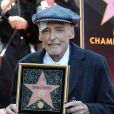 Le 26 mars 2010, Dennis Hopper, affaibli par son cancer, recevait son étoile sur Hollywood boulevard