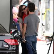 Anne Hathaway : De tendres baisers avec son Adam, voilà son carburant !