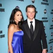 Matt Damon comblé, sous le regard de sa femme Luciana, de Charlize Theron et Olivia Wilde, sublimes !