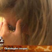 La Ferme Célébrités en Afrique : Regardez Olivier remettre David et Greg à leur place et Christophe... en larmes !