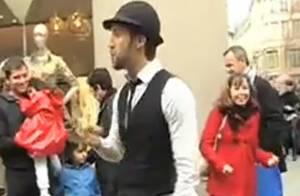 Charlie Winston : Regardez-le improviser en plein Paris, incognito... et pour cause ! (réactualisé)