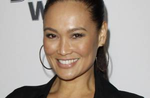 La sublime actrice Tia Carrere divorce...