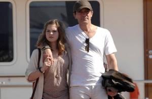 Antonio Banderas : Il ne lâche pas sa fille Stella et délaisse... sa femme Melanie Griffith !
