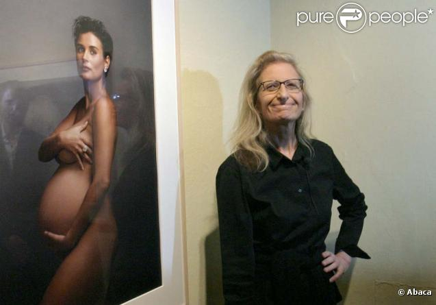 Une firme de placements porte plainte contre Annie Leibovitz, le 6 avril 2010 !