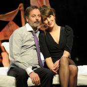 Christophe Alévêque : Sa compagne Serena Reinaldi, de Nice People, lui dit... ciao !