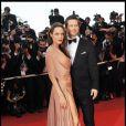 Angelina Jolie et Brad Pitt à Cannes en 2009