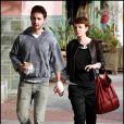 Shia LaBeouf et Carey Mulligan, stars de Wall Street 2, amoureux à la ville comme à l'écran