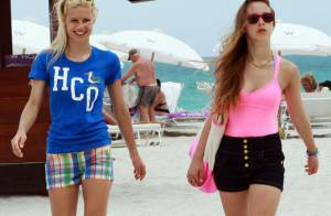 Michelle Hunziker et sa fille Aurora : deux sirènes rayonnantes... Impossible de ne pas fondre !
