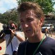 Sean Penn en Haïti, vidéo AP