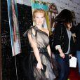 Hilary Duff lors de la soirée Shine On à New York le 12 avril 2010
