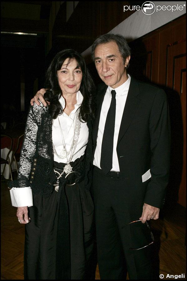 Richard Berry et sa soeur Marie, à qui il a donné un rein