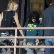 Nicole Richie : Un troisième enfant en route ? A vous de juger !