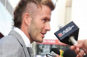 David Beckham : Un adorable enfant de 3 ans, atteint d'une leucémie... sauvé grâce à lui !