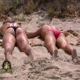 Myriam et Frédérique font bronzette... sur Koh Lanta !