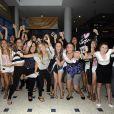 Justin Bieber atterrit à l'aéroport de Sydney, en Australie, samedi 24  avril, où des dizaines de fans l'attendent déjà.