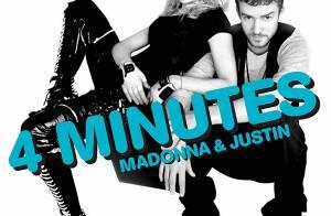 Le nouveau single de Madonna débarque sur les ondes lundi...