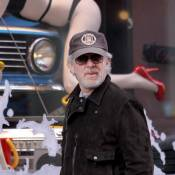 "Steven Spielberg, Tom Hanks et le créateur de ""Playboy"" Hugh Hefner se sont payés... Hollywood !"