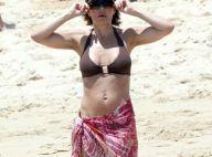 Lisa Rinna : Superbe en bikini au Mexique, elle devrait songer à un nouveau métier !