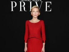Cate Blanchett : Festival de bisous avec son mari et leurs enfants !