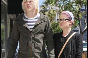 Kelly Osbourne et son amoureux Luke Worral : petite baisse de régime ?