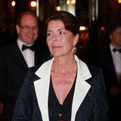 La princesse Caroline de Monaco, épaulée par le prince Albert pour une soirée cruciale...