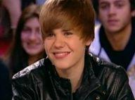 Justin Bieber : Regardez la jeune star chanter en français sur le plateau du Grand Journal... Les ados sont en transe !