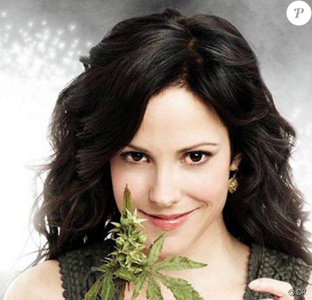 L'affiche de la saison 6 de Weeds.